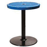 24TABX30 - 24 in. Expanded Pedestal Table