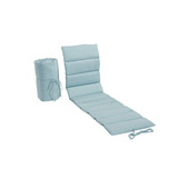 2CP2 - Windward Add A Pad WIth Hood for Chaise Lounges Available in 23 in.x 77 in. or  23 inch x 80 inch