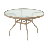 3018a - 30, 36, 42, and 47 in. Dining Table- Acrylic