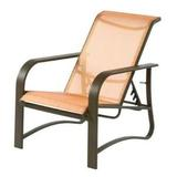 W0890 - Harbourage Aluminum Sling Recliner