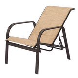 W3490 - Cabo Aluminum Sling Recliner