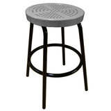 BARSTOOL - Perforated Bar Stool