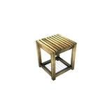 Cal501 - Cali Teakwood Side Table