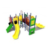 AKP-040KLB-PE - 1 Caleb Playground - Quick Ship if in Stock