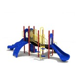 AKP-037KLB-PE - 1 Chalo Playground - Quick Ship if in Stock