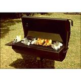 136-1026 - 500 Sq Inch Covered Park and Camp Grill