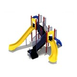 AKP-036KLB-PE - 1 Jack Playground - Quick Ship If in Stock