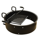 LCIDG7 - Drop Grate Fire Ring