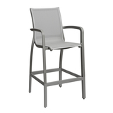 1675 - Grosfillex Sunset Bar Stool w/ Arms