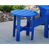 PBADTRASTBLU - Recycled Plastic Side Table