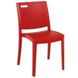 1658 - Grosfillex Metro Stacking Chair