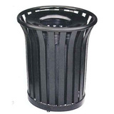 SR32-SML-LC - 32 Gallon Receptacle