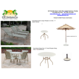 EST 42528  - Ocean Breeze Sling Outdoor Furniture Package