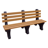 PB8GRECPE-JH - Central Park Recycled Plastic Bench