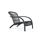 ADI101 - Adirondack Wicker Lounge Chair - Available for Quickship