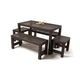 BAR303 - Barbados Dining Set
