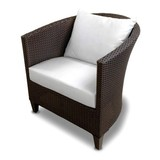 CNA101 - Corona Wicker Armchair