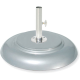ACF65 - Aluminum Finish Umbrella Base Available in 65, 95, 150, 200, and 250 pounds - COMMERCIAL USE ONLY
