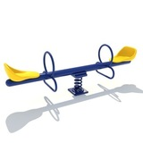 AFB-009KLB-PEETT - Two Seat Teeter