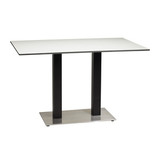 US48hp04 - NEW Interior 30 x 48 in HPL Table Top with Rails