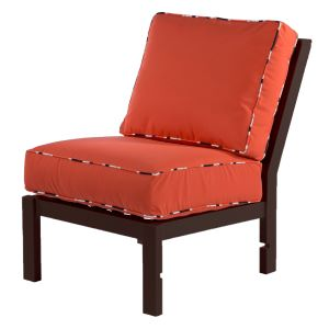 W87155 - Sanibel Modular Deep Seating Armless Lounge Chair