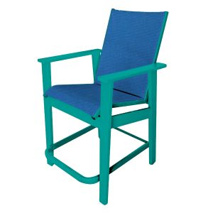 W7175 - Sienna Sling Bar Chair