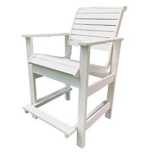 W4478A - Kingston Solid Balcony Arm Chair