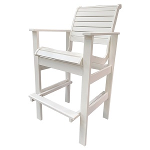 W4475A - Kingston Solid Bar Arm Chair