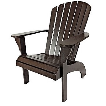 W4444 - Windward Adirondack Recycled Chair
