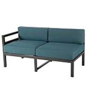 Barcelona Deep Seating Left Arm Loveseat