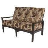 W74255 - Cape Cod Deep Seating MGP Loveseat