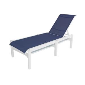 Cape Cod Sling Comfort Height Chaise Lounge Without Arms