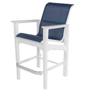 Cape Cod Sling Comfort Height Balcony Chair