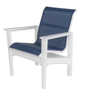 Cape Cod Sling Comfort Height Dining Arm Chair