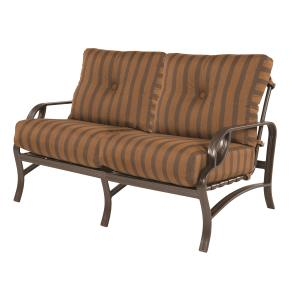 Eclipse Aluminum Deep Seating Loveseat