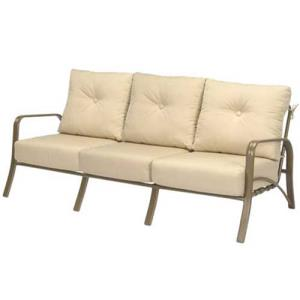 Montego Bay Aluminum Deep Seating Cushion Sofa