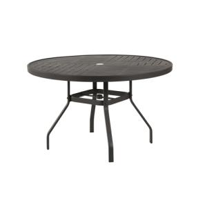 Windward Napa Punched Metal Dining Table