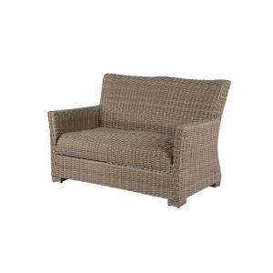 Oxford - Fully Woven Foam Loveseat
