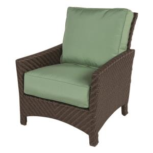 Palmer Resin Wicker Lounge Deep Seating Armchair