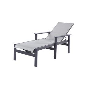 Sienna Sling Chaise Lounge W Arms Et Amp T Distributors Inc