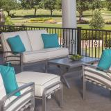 SKYWAY DEEP SEATING COLLECTION - Skyway - Aluminum Deep Seating Collection