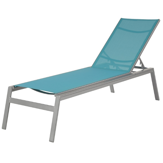 2196 - Windward 16 in. Skyway Armless Chaise Lounge
