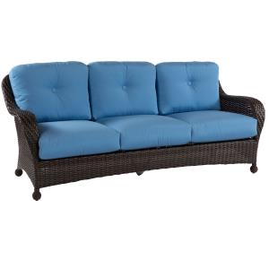 Carolina Wicker Sofa