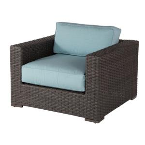 Georgia Wicker Armchair